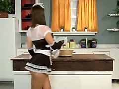 flashing maid