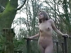 nudist colony for the first time