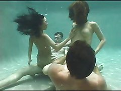 underwater pool lesbian sex on our hd xxx
