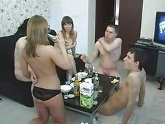 russian teens anal party
