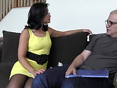 audition orgasm