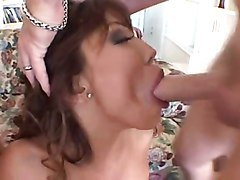 isabella double anal fist