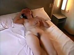 ganbanged wife
