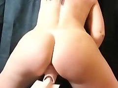 riding sybian and sucking