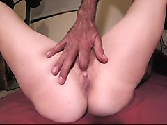 horny housewife teases plumber