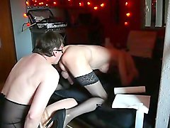 crossdresser brutal fucked
