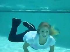 cartoon underwater