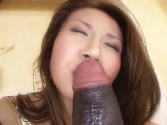 long dildo deepthroat