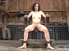 extreme pussy pain bdsm