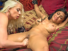 Incredible fetish, anal porn video with crazy pornstars Lorelei Lee and Beretta James from Whippedass