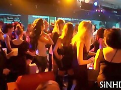 dance from night club from egypt