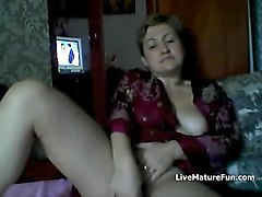 white mature mom has sex with her black step son