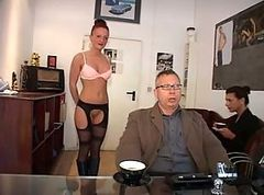 interracial secretary
