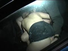 blowjob in car while he drives