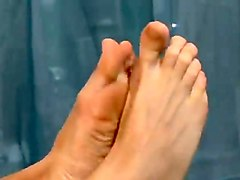 hd toes feet foot