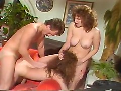 Joey Has His Cock Sucked By Two Broads