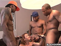 my wife fucked in a blacks