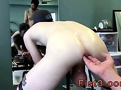 anal double toying