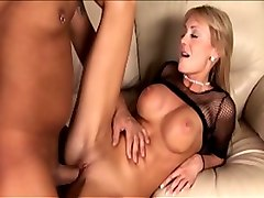 big tit mature wildly riding cock