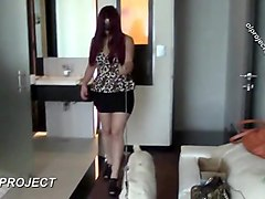 crossdress creampie