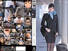Miki Sunohara in Beautiful Stewardess FUCK part 1.1