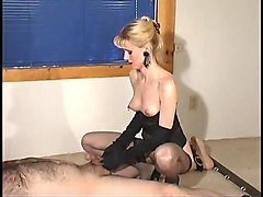 ballbusting instructions cbt joi masochist
