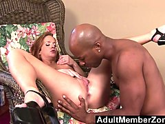 wife leaves husband for black cock