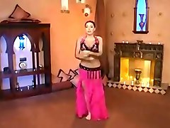 big titted belly dancing teacher shyla styles