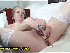 extreme granny anal