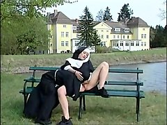 nun in convent