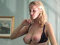 blond hairy bush solo