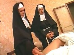 hairy nuns pussys