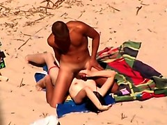 hidden camera big boobs on the beach
