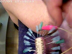asian needle torture