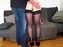 dildo riding and suck cock