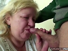 granny abuse and crying