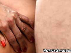 granny anal pain