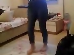 thai girl dancing nude