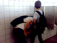 teacher fucked by student in bathroom