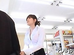 online video married woman pick up the street