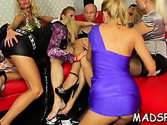 hardcore orgy anal drunk dance party club wild