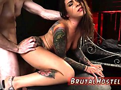 extreme pussy and anal bondage pain xxx excited youthfull to