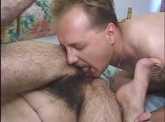 hairy masturbating wet