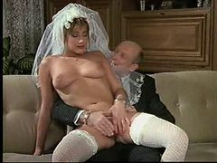 newly wed couple incredbile abuse