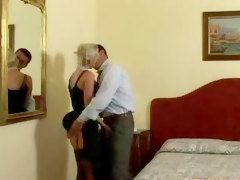 wife fuck boss