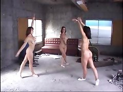 chinese nude club dance