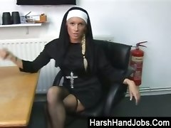 nun seduction