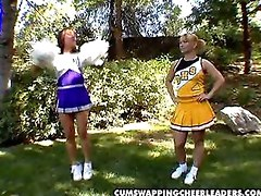 Arsch Cheerleader