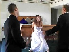 wedding creampie