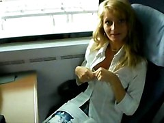 groped train bus car auto zug